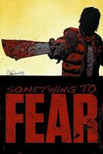The Walking Dead #102 Image Comic Book First Printing Something to Fear Negan