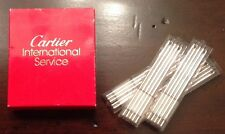 Two Genuine Cartier Mini Diabolo Ballpoint Refills, Blue BP, VXRB0412 Ball Point