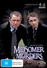 Midsomer Murders Season 4-6 Box Set NEW R4 DVD