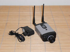 Cisco WVC2300 Wireless-G Business Internet Video Camera with Two-Way Audio