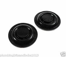 "2 x Ball Valve Diaphragm Washer 1.25 "" 32mm Cold water cistern Toilet"