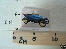 STICKER,DECAL PEUGEOT 1913 VINTAGE CAR OLDTIMER