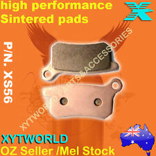 XS56 Brake pads KTM HUSQVARNA CR SX 65 85 SX65 SX85 CR65 mini bike sintered