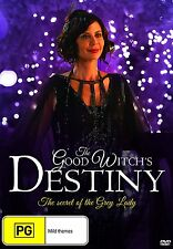 THE GOOD WITCH'S DESTINY (2013) Region 1 [DVD] Catherine Bell Witch Hallmark
