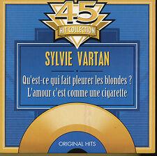 SYLVIE VARTAN CD SINGLE BELGE L'AMOUR C'EST COMME (2)