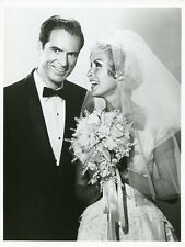 JANET LEIGH TIM O'CONNOR SMILING THE HOUSE ON GREENAPPLE ROAD 1970 ABC TV PHOTO