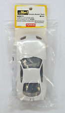 Kyosho Mini Z MZN111 Toyota Supra GT500 2003 White Body Set (Non Decoration)