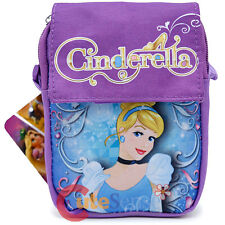 Disney Princess Cinderella Waist Fanny Shoulder Body Cross Passport Hand Bag