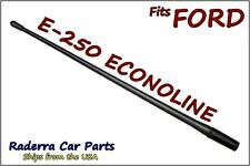 "FITS: '92-'15 Ford E-250 Econoline 13"" SHORT Custom Flexible Rubber Antenna Mast"