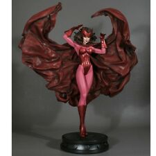 SCARLET WITCH VARIANT STATUE, SCULPTED BY TIM MILLER WITH RANDY BOWEN