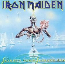 Seventh Son of a Seventh Son by Iron Maiden *New CD*