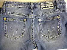 BLUE FIRE Jeans U.S.A. 251233 W28/L32 D 36 Nicole-N-32 STRETCH