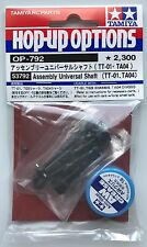 Tamiya 53792 Assembly Universal Shaft (TT-01/TA04/TGS) NIP