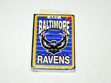 Baltimore Ravens NFL Football Deck of Playing Cards Poker BRAND NEW SEALED