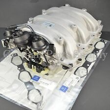 Mercedes-Benz Pierburg Intake Engine Manifold Assembly + Gasket Set Kit