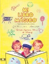 Mi Libro Magico / A Magic Book: Ejercicios para letra script / Exercises for Scr