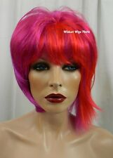 Way Cool DARE Wig .. Retro Shag .. GREAT FOR DRAG!  You must see this!