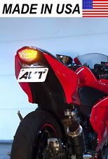 AVT Ninja 250 Fender Eliminator Kit 2008-2012 - Smoke Integrated LED Tail Light