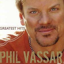 1 CENT CD Greatest Hits, Vol. 1 - Phil Vassar