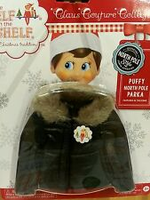 The Elf on the Shelf Couture: Parka for Boy or Girl Elf- NIP