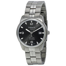 Tissot PR100 Anthracite Dial Mens Watch T049.410.44.067.00