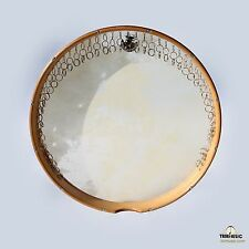 Professional Persian Daf Def Erbane Drum EP-009-B By Emin Percussion