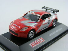 Nissan Fairlady 370Z Racing, Real-X 1/72, m/b