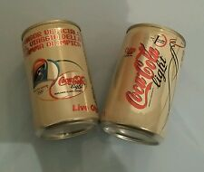 Lattina coca cola light 25cl Olimpiadi Torino 2006