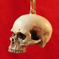 Made in USA Skull Mirror Danglers Skeleton Hot Rat Rod shift knob dangler 38-D1