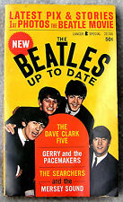 The Beatles Up to Date Lancer Special Paperback 1964