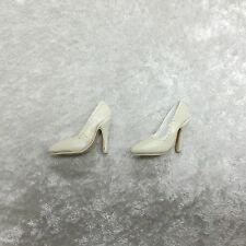 INTEGRITY TOYS FASHION ROYALTY ELSA LIN INCOGNITO SHOES BEIGE HIGH HEEL PUMPS