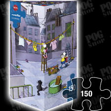 NEW SEALED Heye CLEANING Mordillo 150 Piece Mini Jigsaw Puzzle