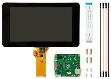 """Officiel 7"""" raspberry pi écran tactile affichage pour le raspberry pi 3, 2 & b +"""