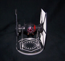 acrylic display stand for Disney Star Wars diecast Force Awakens Tie Fighter