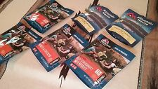 SIX (6) Mountain House Freeze Dried Food Pouches PROTIEN Entrees 2.5 Servings