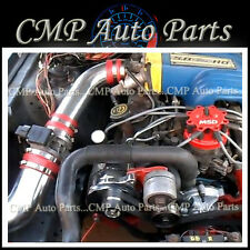 RED 1987-1993 FORD MUSTANG 5.0 5.0 GT LX COLD AIR INTAKE KIT INDUCTION SYSTEMS