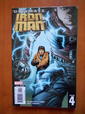 ULTIMATE IRON MAN #4 2005 Marvel Comics  [SA43]