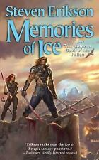Memories of Ice (The Malazan Book of the Fallen, Book 3) by Steven Erikson