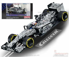 Carrera Slot Car ~ Infinity Red Bull 2015 Test Coche Cammo versión ~ CA30729