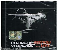 Pierangelo Bertoli: Studio & Live  - CD