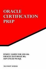Oracle Certification Prep Ser.: Study Guide for 1Z0-146: Oracle Database 11g:...