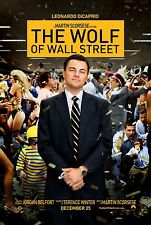 The Wolf of Wall Street (2013) Movie Poster (24x36) - DiCaprio, Jonah Hill