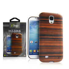 Genuine Original iFrogz Magma Natural Wood Series Case For Samsung Galaxy S4