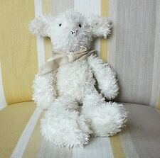 "Jellycat White Lamb 12"" plush soft toy J1122"