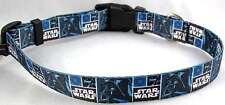 """Star Wars Darth Vader 1"""" Pet / Dog Collar Adjustable 16-26"""""""