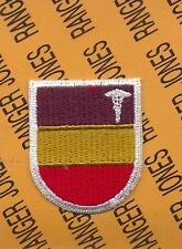 US ARMY 86th Medical Bn Airborne Air Assault beret flash patch