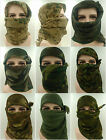 Military Tactical Scarf Wrap Mask Bandanas Arab Shemagh Keffiyeh Mesh Camouflage