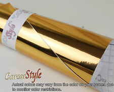 【Mirror Chrome】Vehicle Wrap Vinyl Sticker【1.52Meter width】SMALL SIZE Air Free
