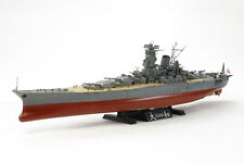 Tamiya Model kit 1/350 Japanese Battleship Yamato