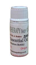 Geranio aceite esencial 5ml/free Almendra Dulce Oferta!